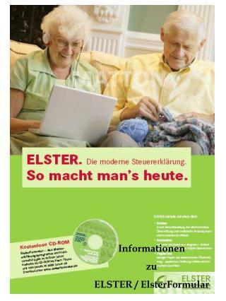 Informationen zu ELSTER / ElsterFormular
