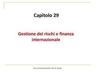 Capitolo 29