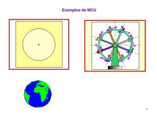 Exemplos de MCU