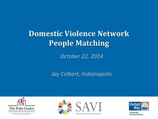 Domestic Violence Network People Matching