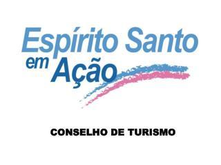 CONSELHO DE TURISMO