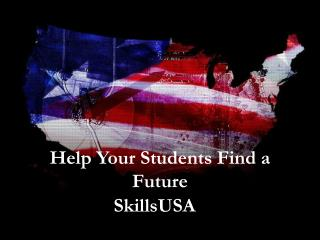 Help Your Students Find a Future