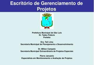 Escritório de Gerenciamento de Projetos
