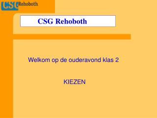 CSG Rehoboth