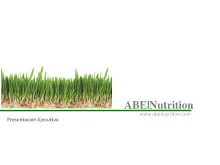 ABE | Nutrition