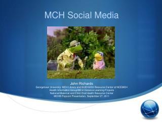 MCH Social Media