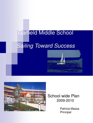 Garfield Middle School Sailing Toward Success