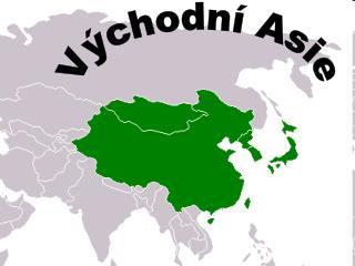 V�chodn� Asie
