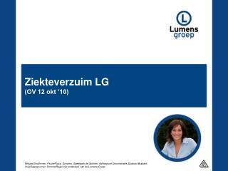 Ziekteverzuim LG (OV 12 okt '10)
