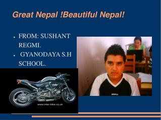 Great Nepal !Beautiful Nepal!
