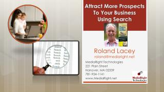 Roland Lacey roland@mediaright