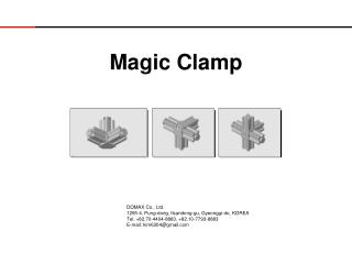 Magic Clamp