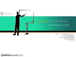 PPURIO  PROPOSAL