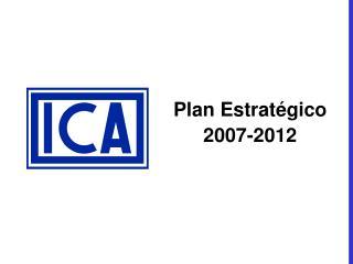 Plan Estratégico 2007-2012