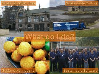 Sustainable Industry