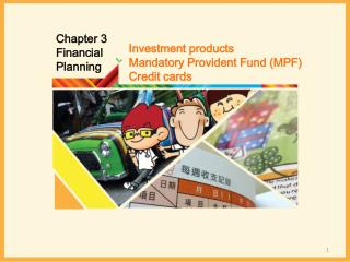 Chapter 3 Financial Planning