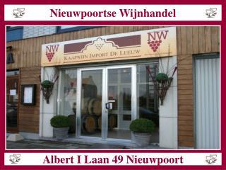 Albert I Laan 49 Nieuwpoort