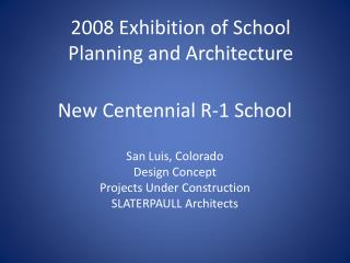 New Centennial R-1 School