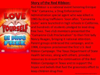 Story of the Red Ribbon: