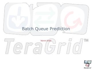 Batch Queue Prediction