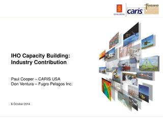 IHO Capacity Building: Industry Contribution