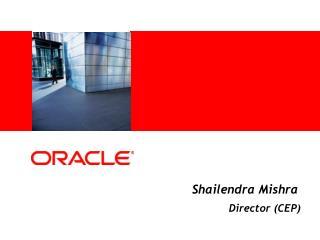 Shailendra Mishra