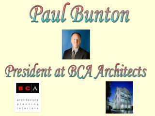 Paul Bunton