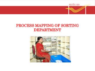 PROCESS MAPPING OF SORTING DEPARTMENT