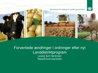 Nyt Landdistriktsprogram 2014-2020