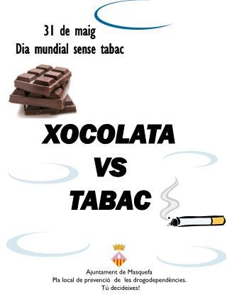 31 de maig Dia mundial sense tabac