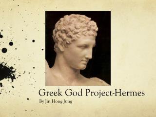 Greek God Project-Hermes