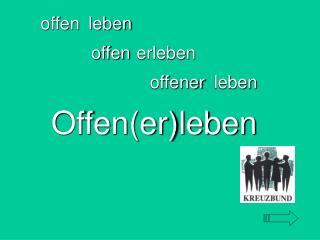 offener
