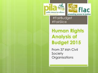 Human Rights Analysis of Budget 2015