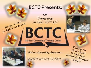 BCTC Presents: