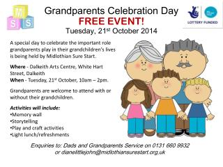 Grandparents Celebration Day