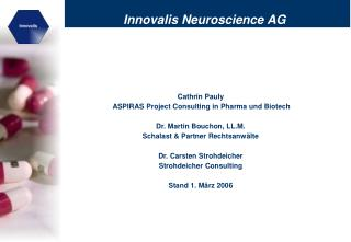 Innovalis Neuroscience AG