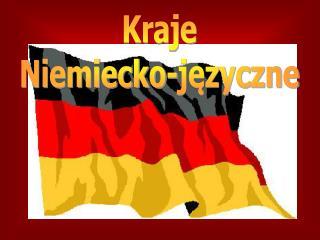 Kraje Niemiecko-języczne