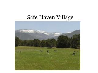 Safe Haven Village