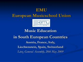 EMU European Musicschool Union