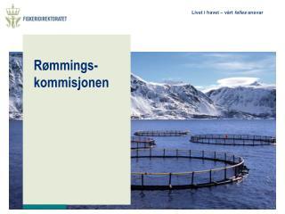 Rømmings- kommisjonen