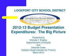 LOCKPORT CITY SCHOOL DISTRICT