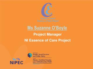 Ms Suzanne O'Boyle
