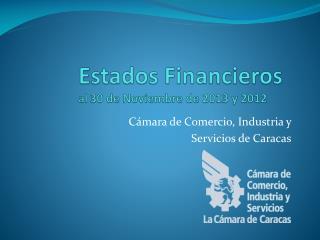 C�mara de Comercio, Industria y  Servicios de Caracas