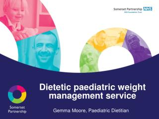 Dietetic paediatric weight management service