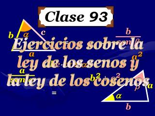 Clase  93