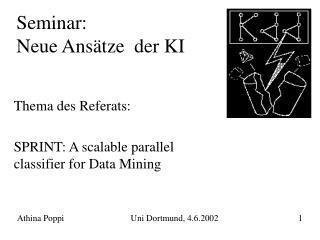 Seminar: Neue Ans�tze  der KI