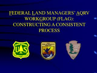 FEDERAL LAND MANAGERS