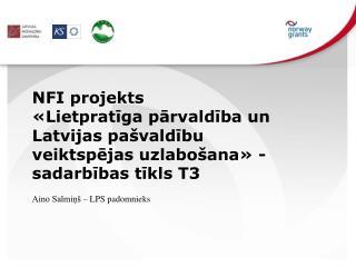 NFI projekts
