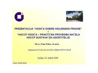 10 Djana Pahor Vodic dobre higijenske prakse-HACCP 2