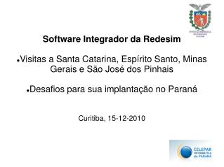 Software Integrador da Redesim